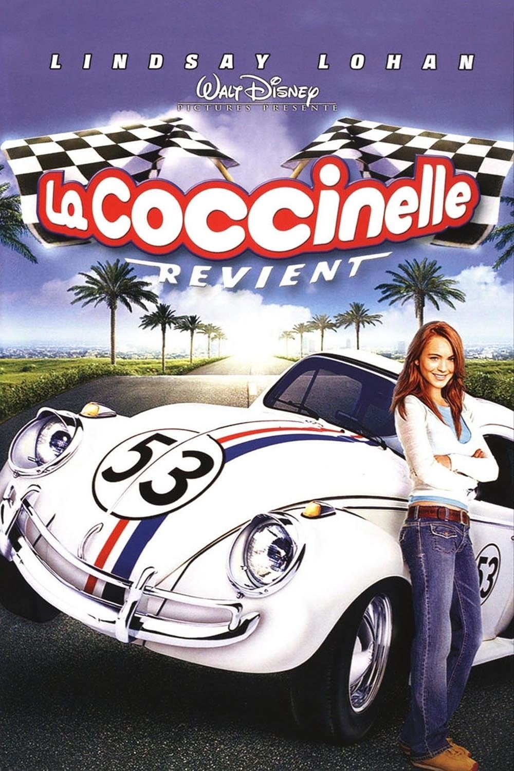 film la coccinelle revient 2005 en streaming vf complet filmstreaming hd com. Black Bedroom Furniture Sets. Home Design Ideas