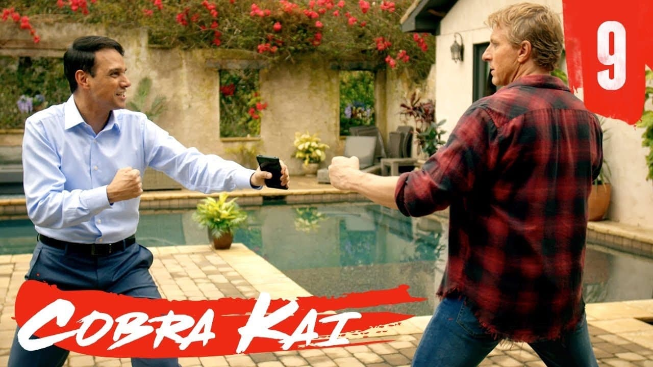Cobra Kai Season 1 :Episode 9  Different But Same