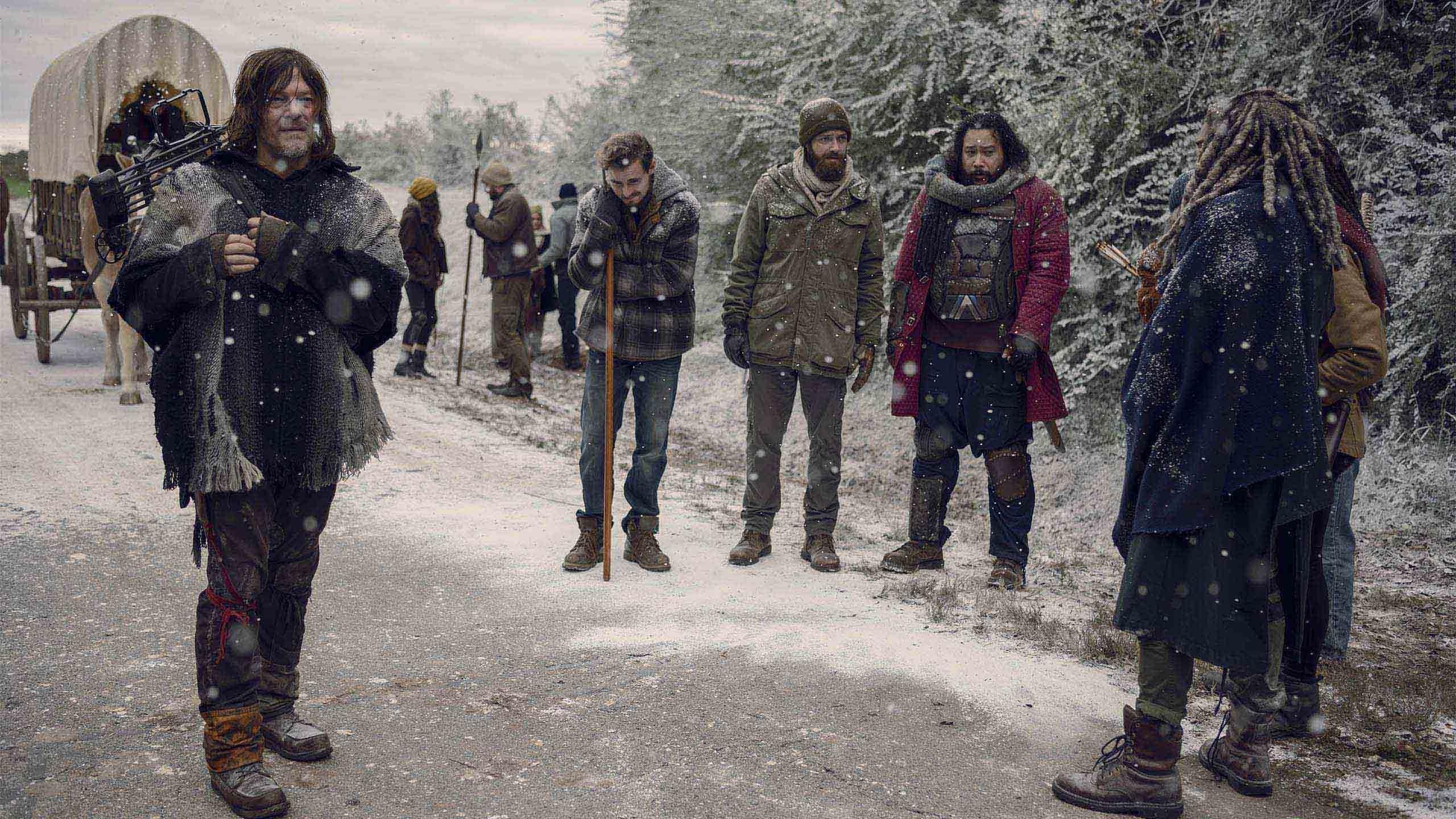 The Walking Dead Season 9 :Episode 16  The Storm