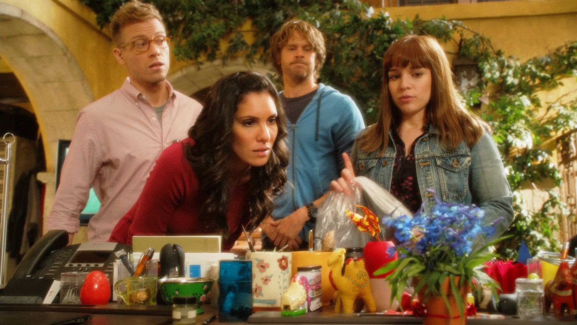 NCIS: Los Angeles Season 6 :Episode 9  Traitor
