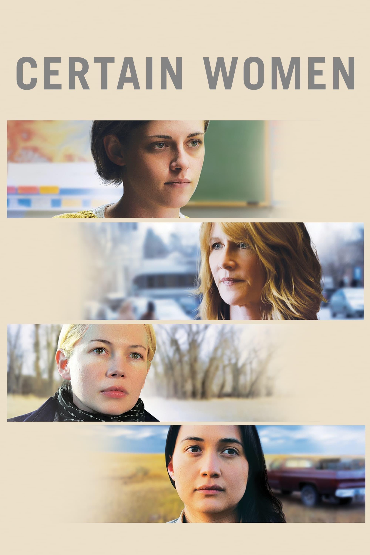 Certain Women (2016) - Posters — The Movie Database (TMDb)