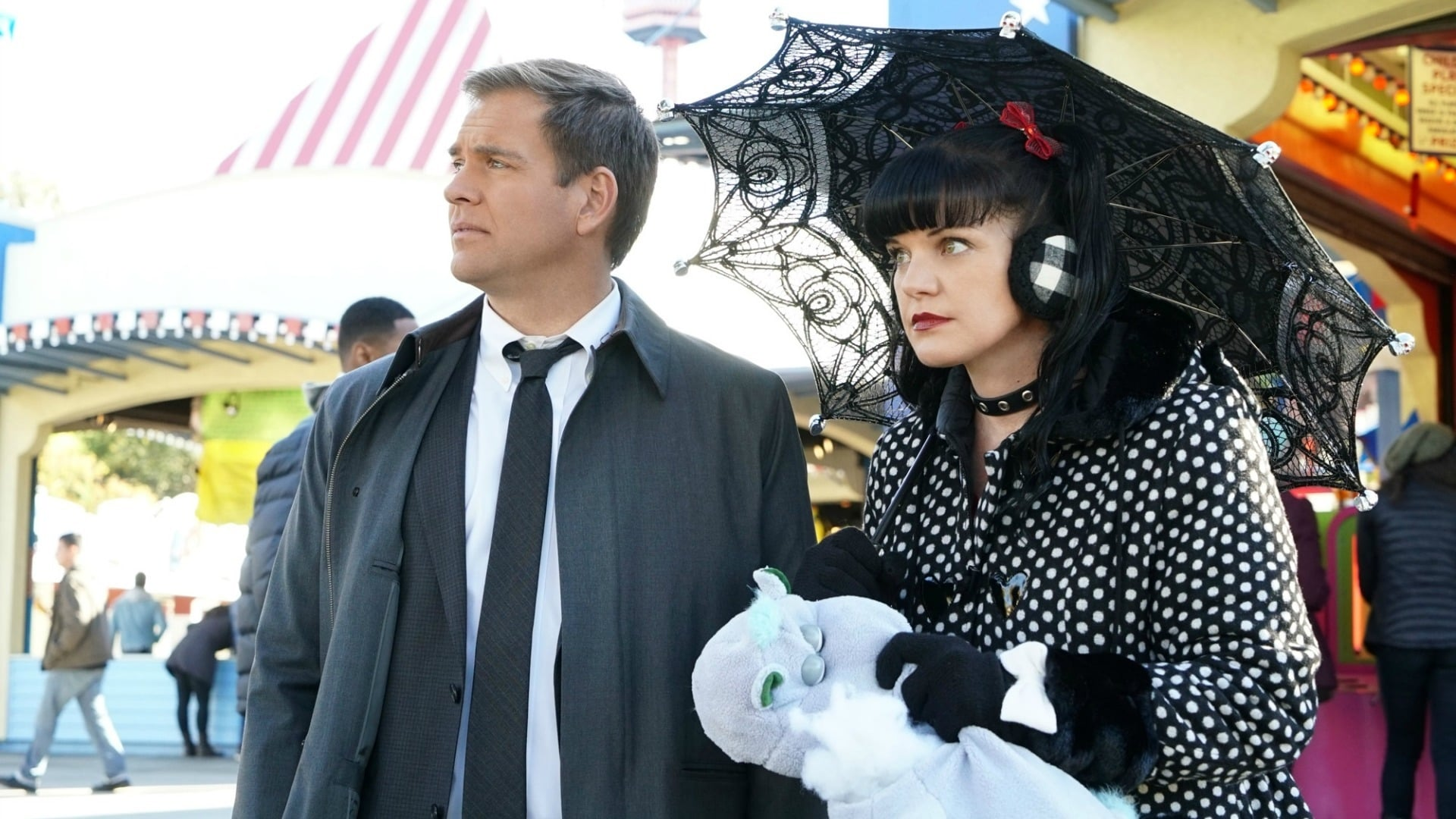 NCIS Season 13 :Episode 12  Sister City: Part One