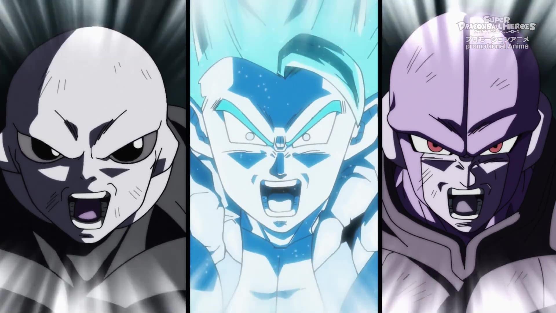 Super Dragon Ball Heroes: Episodi 19