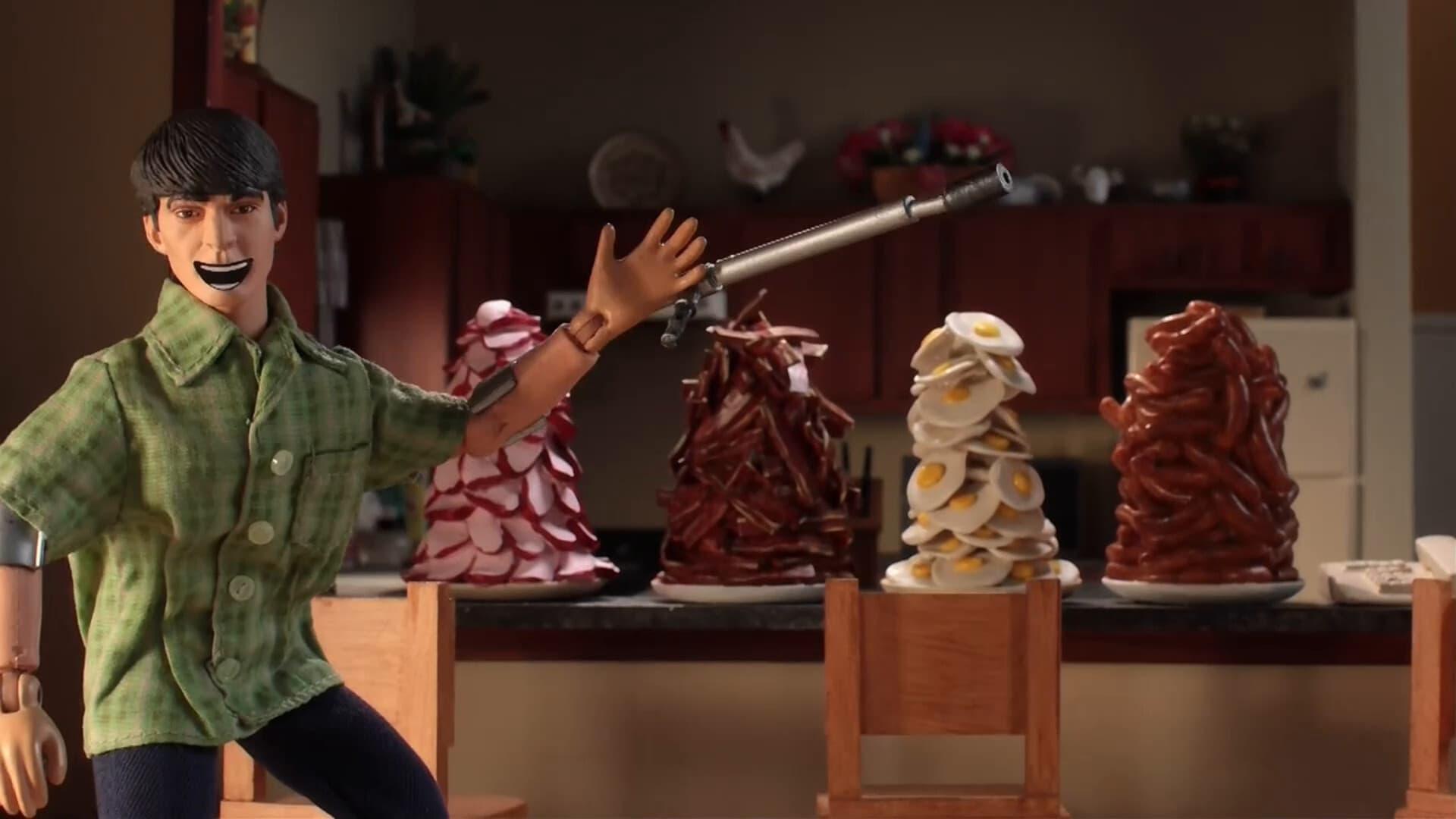 Robot Chicken Season 8 :Episode 18  Food