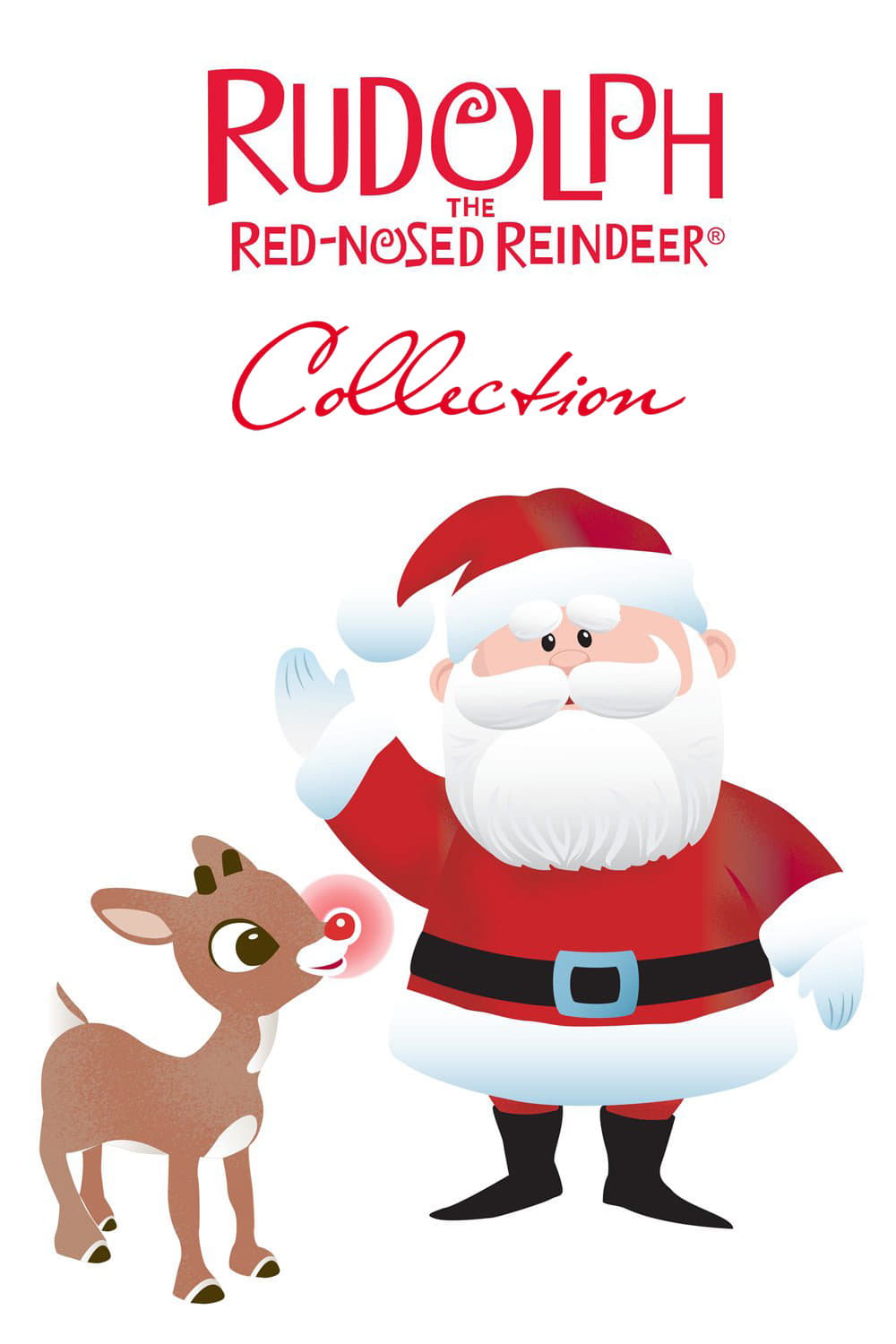 Rudolph the Red-Nosed Reindeer Collection - Posters — The ...