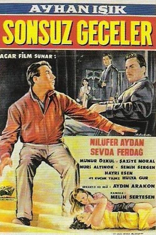 Ver Sonsuz Geceler Online HD Español (1966)