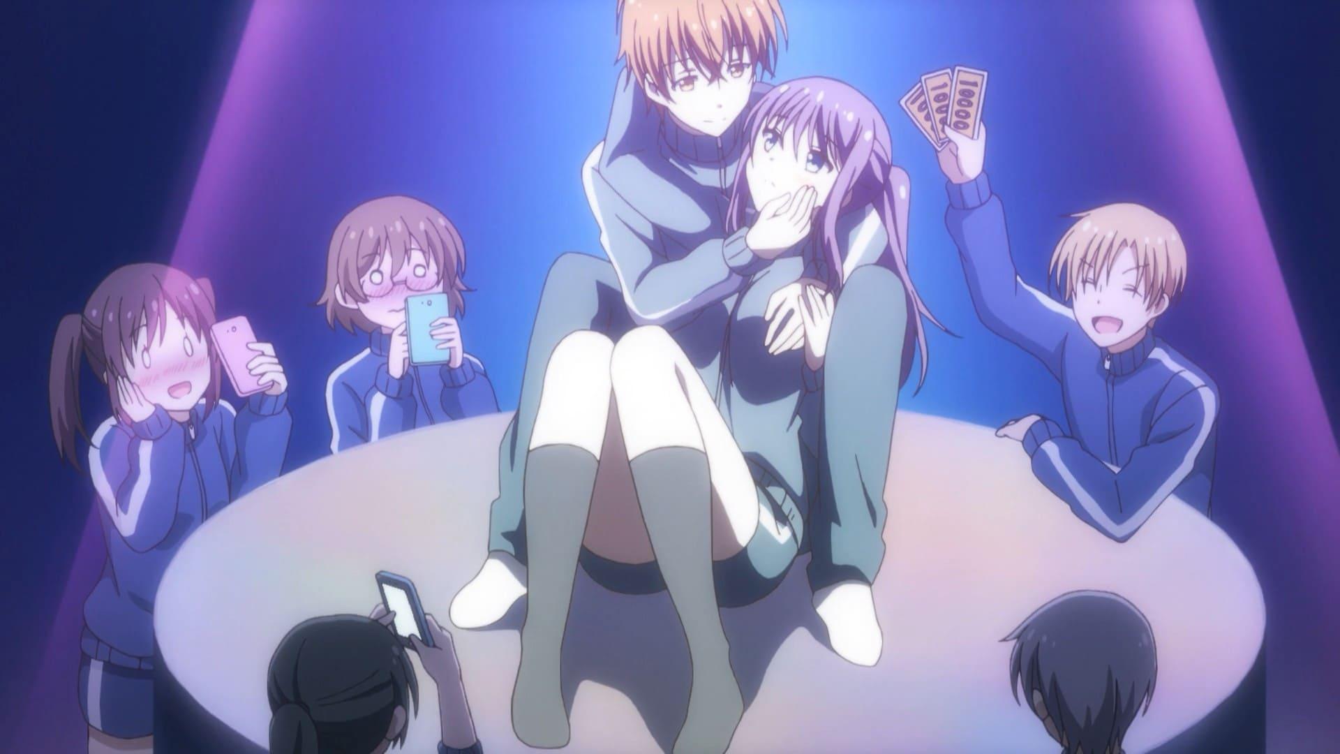 Ao-chan Can't Study! Sezoni 1 Episodi 3 Me Titra Shqip