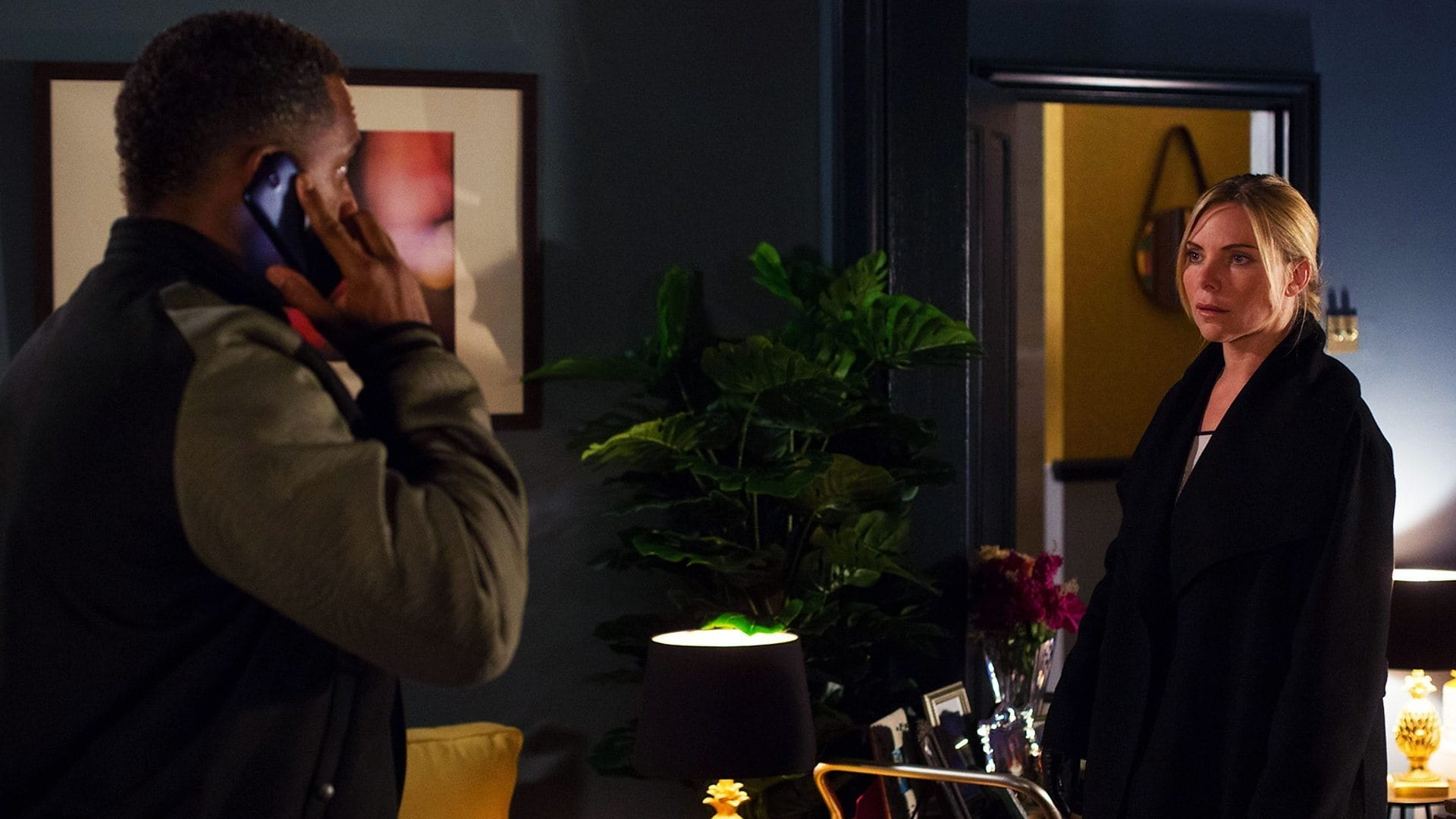 EastEnders Season 31 :Episode 196  10/12/2015