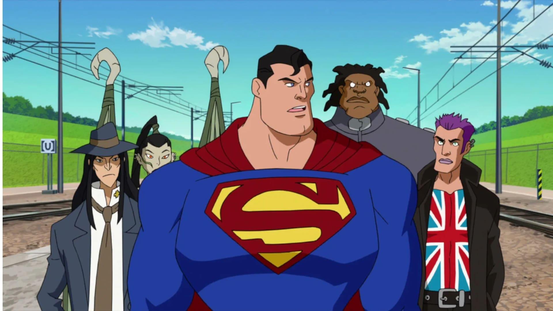 Superman vs. La Élite