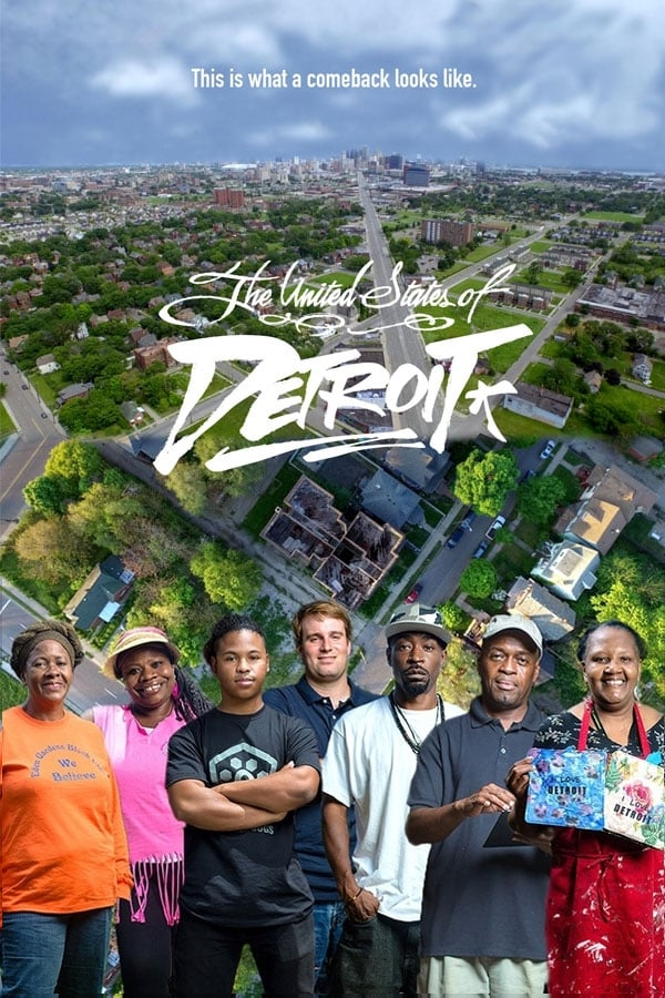 The United States of Detroit on FREECABLE TV