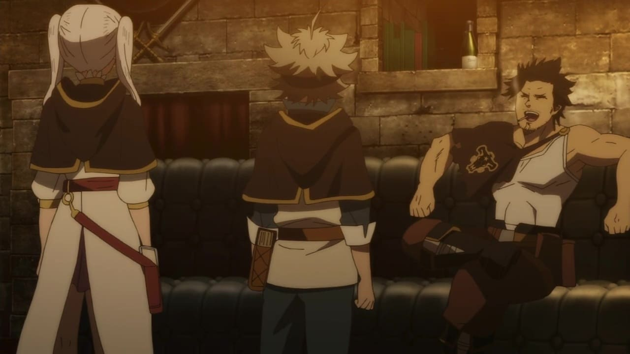 Black Clover Season 1 :Episode 13  The Wizard King Saw, Continued