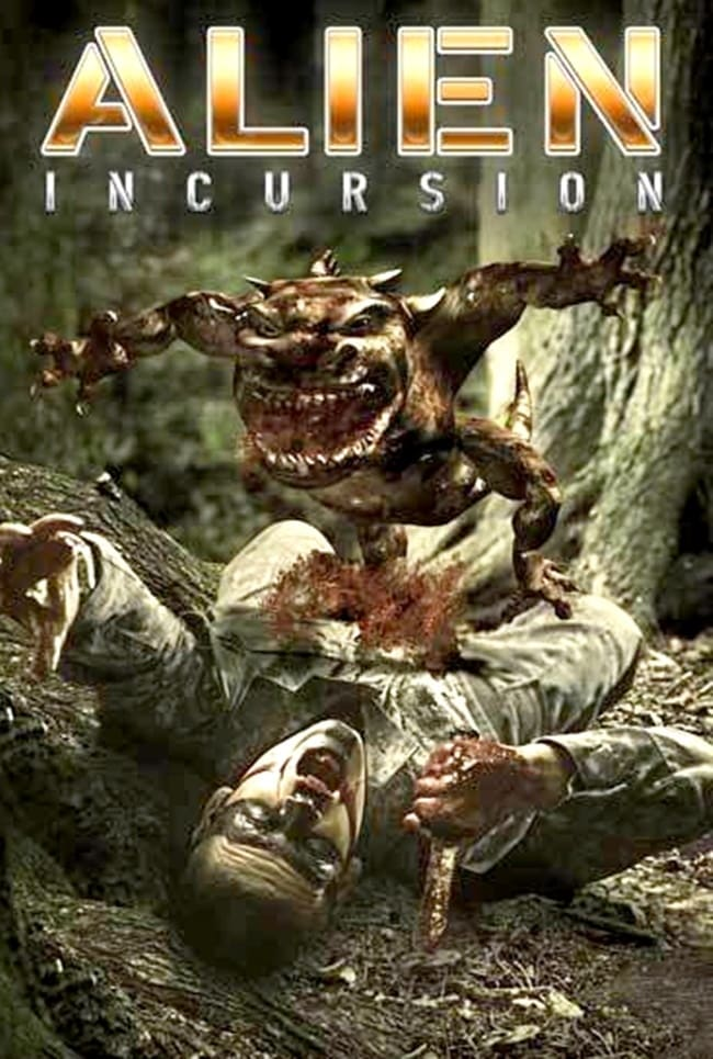 Alien Incursion on FREECABLE TV