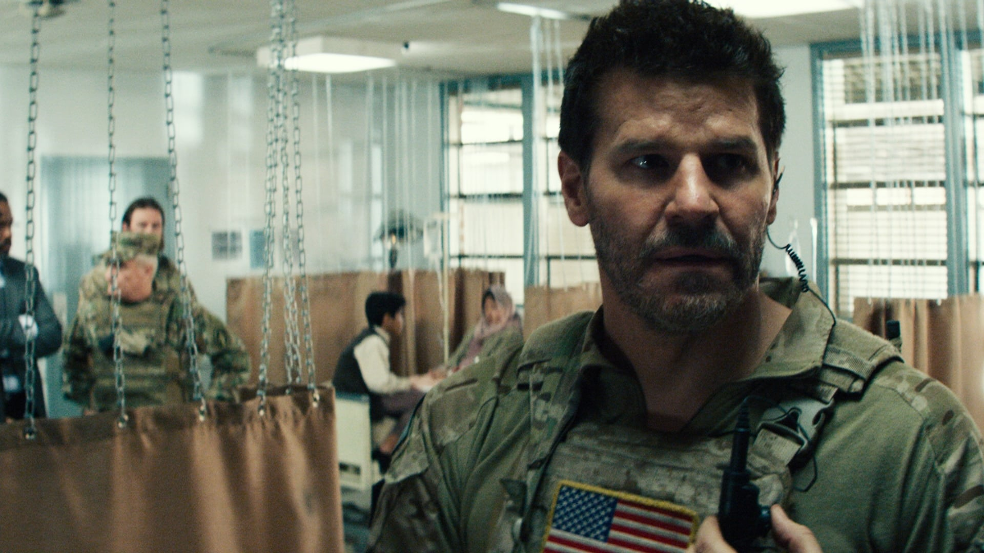 SEAL Team Season 1 :Episode 18  Credible Threat