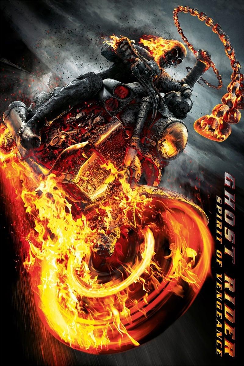 Ghost Rider 2: Espiritu de Venganza
