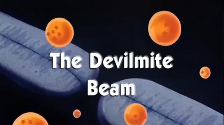 Dragon Ball Season 1 :Episode 73  The Devilmite Beam