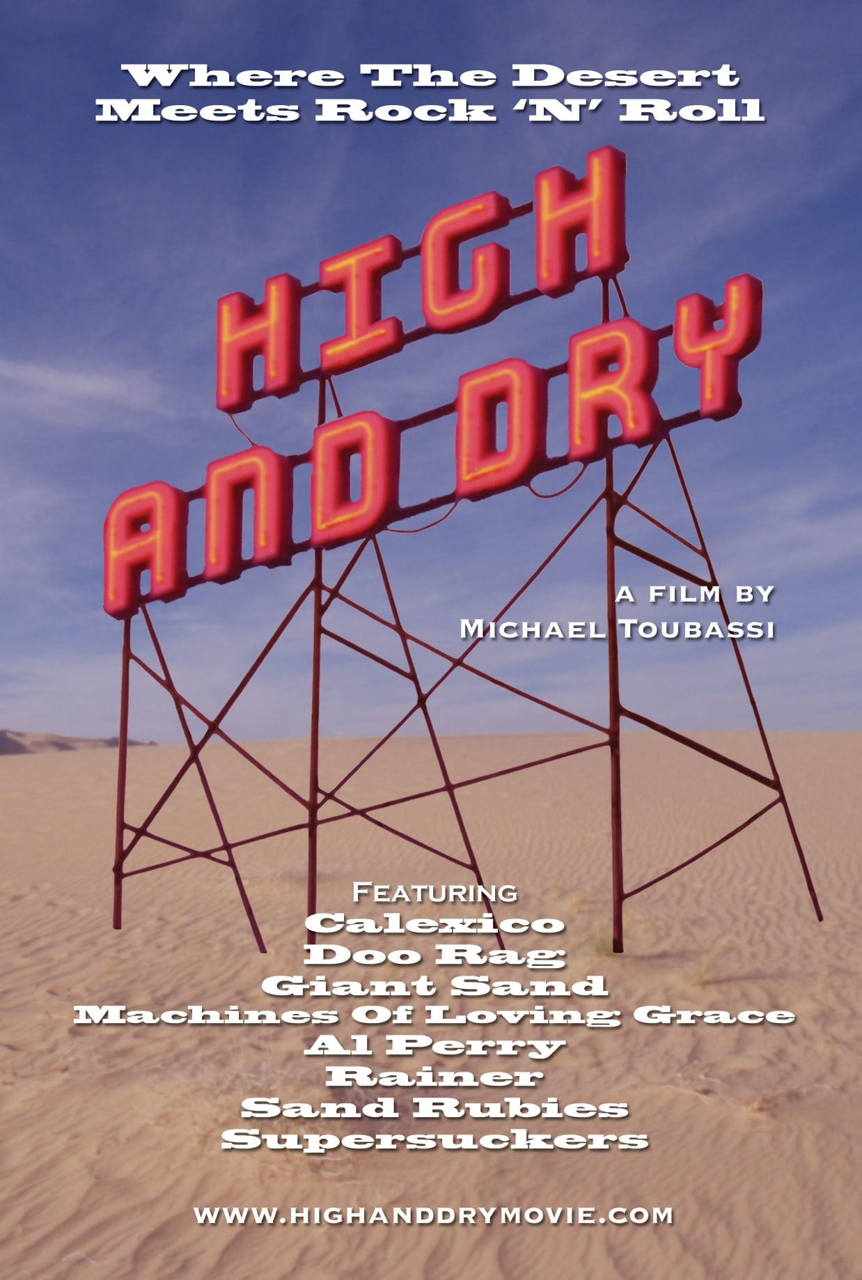 Ver High and Dry Online HD Español (2005)