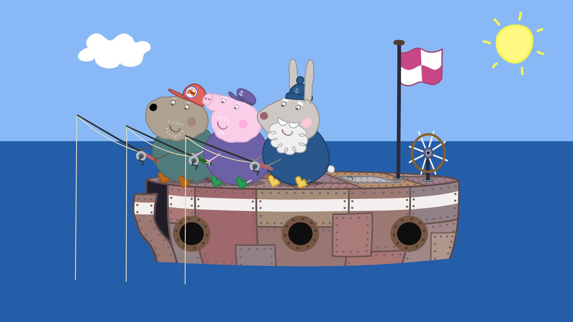 Peppa Pig Season 4 :Episode 28  Desert Island