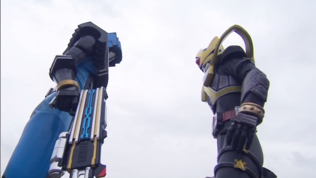Kamen Rider Season 19 :Episode 23  End of Diend