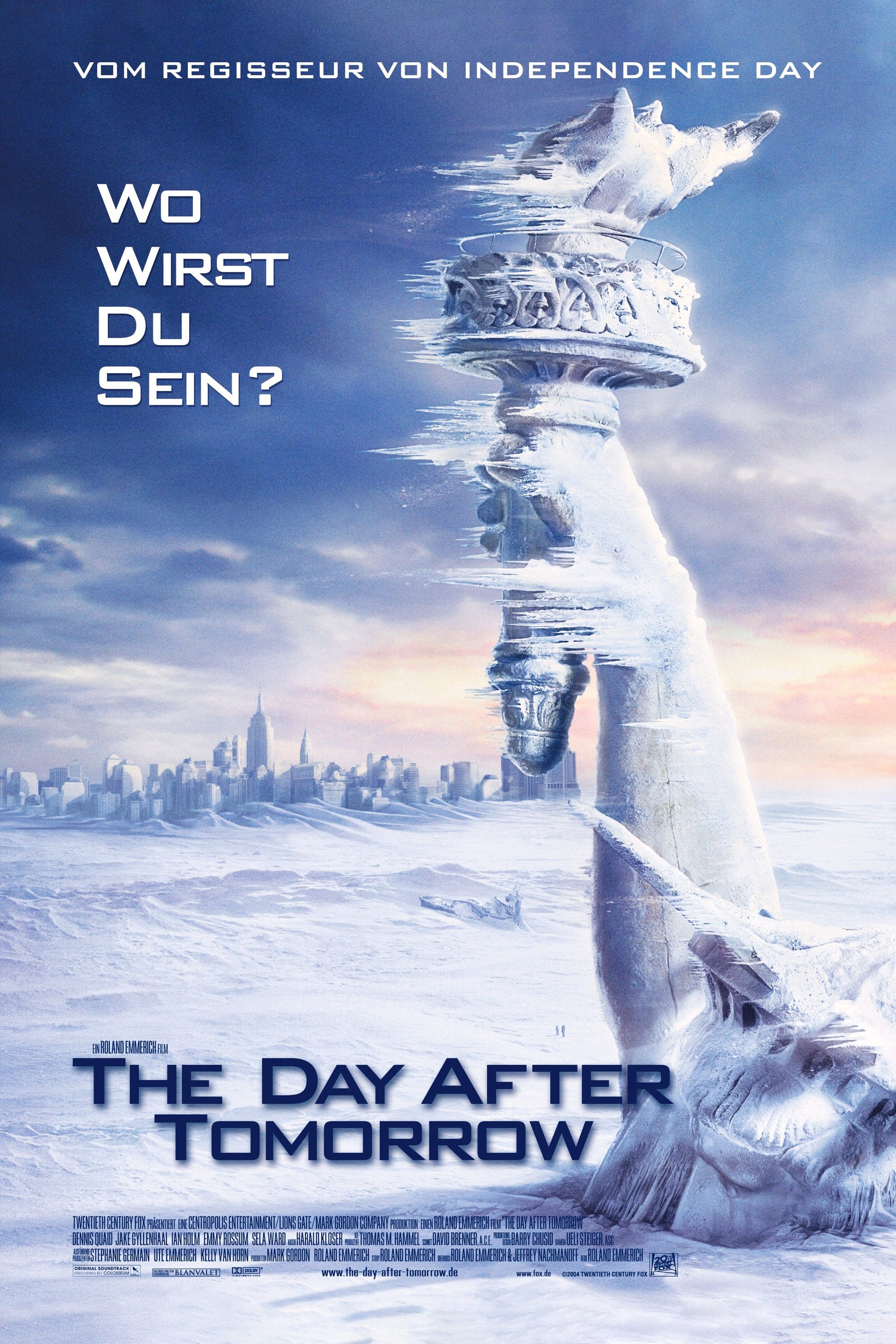 The Day After Tomorrow Stream Movie4k