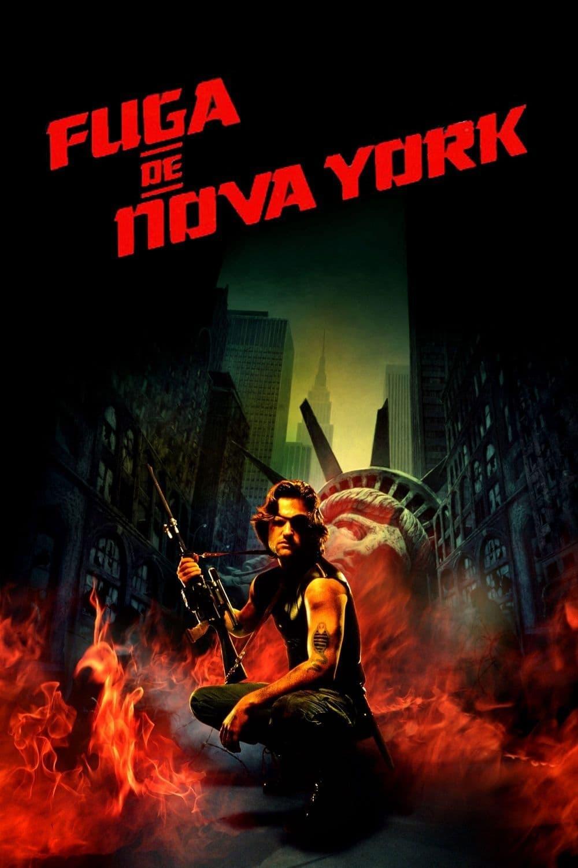 Fuga de Nova York Dublado