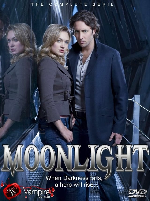 Moonlight tv series 2007 2008 posters the movie for Moonlight serie
