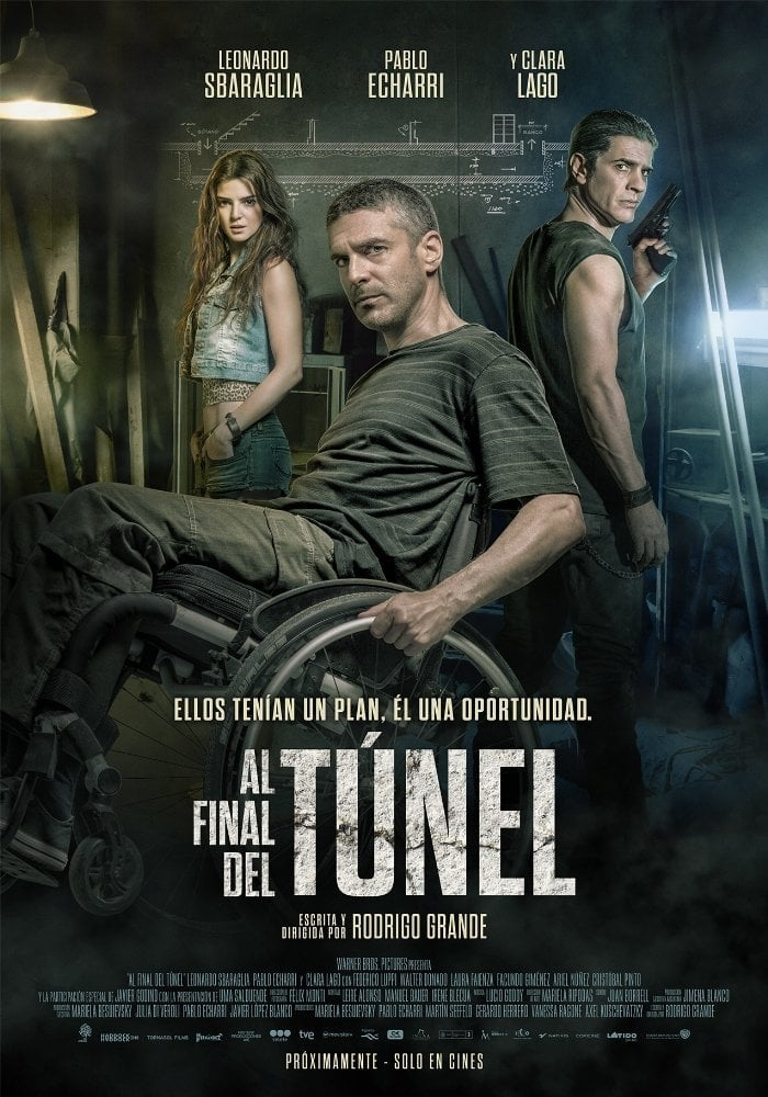 At the End of the Tunnel (2016)