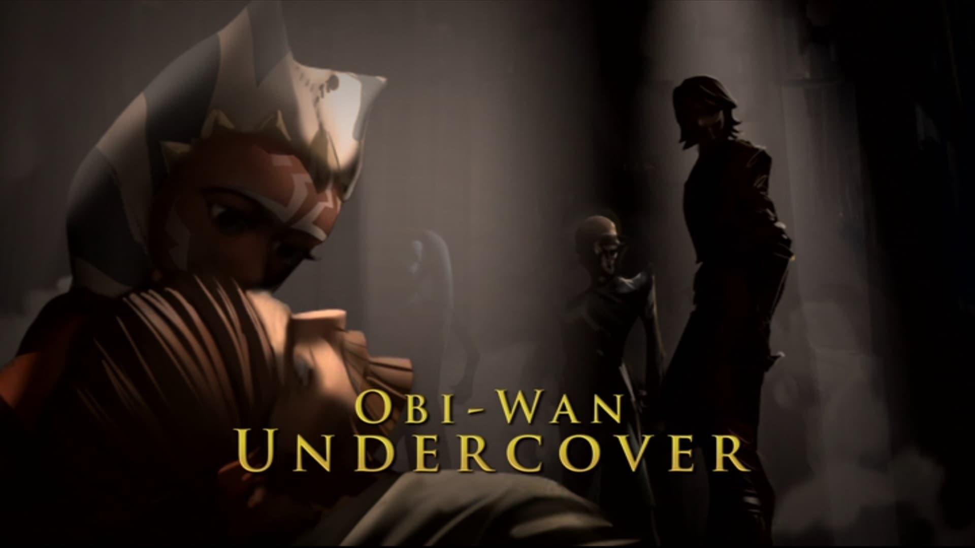 Star Wars: The Clone Wars Season 0 :Episode 116  Obi-Wan Undercover Video Comentary