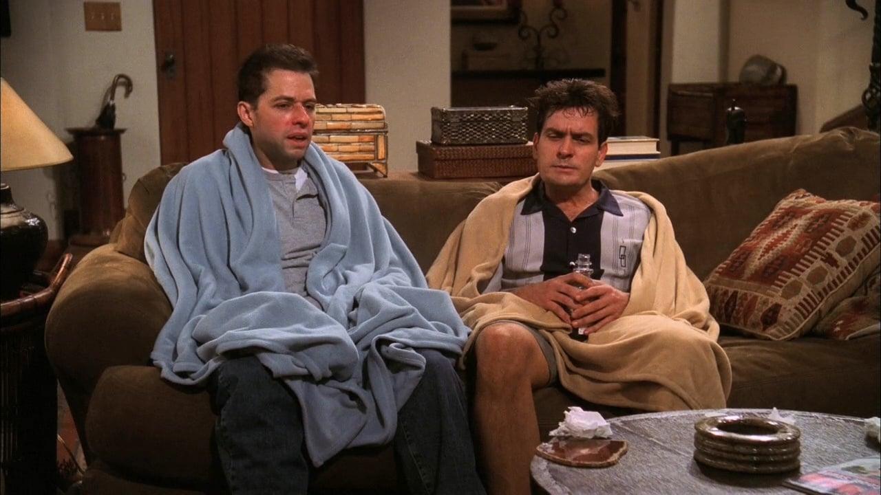 Two and a Half Men Season 1 :Episode 13  Im Bett mit Angina