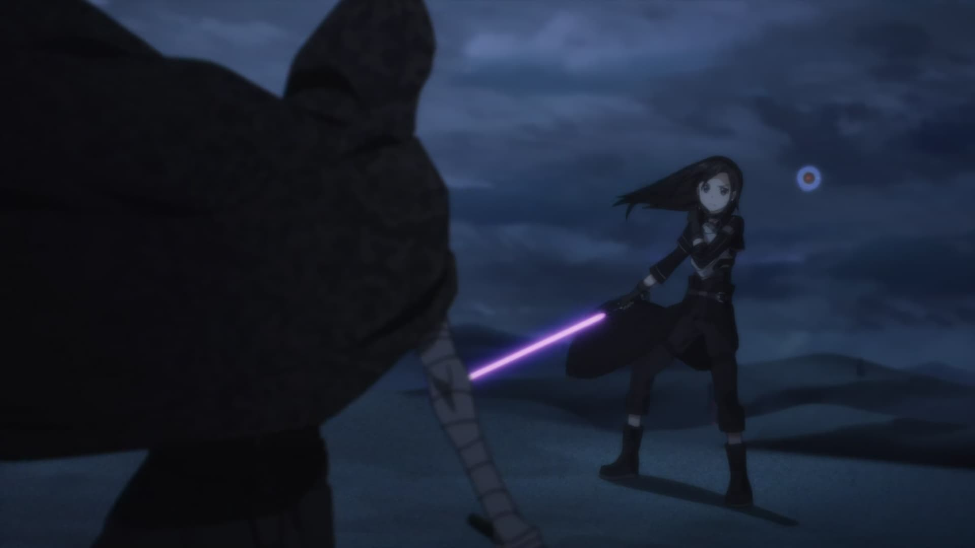 Sword Art Online Season 2 :Episode 12  Bullet of a Phantom