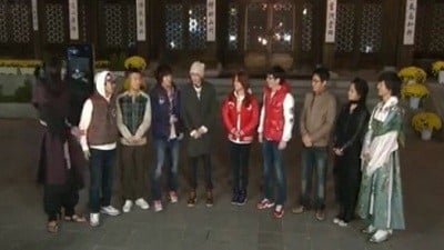 Running Man Season 1 :Episode 19  Running Man Cooking Competition
