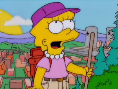 The Simpsons Season 12 :Episode 4  Lisa the Tree Hugger