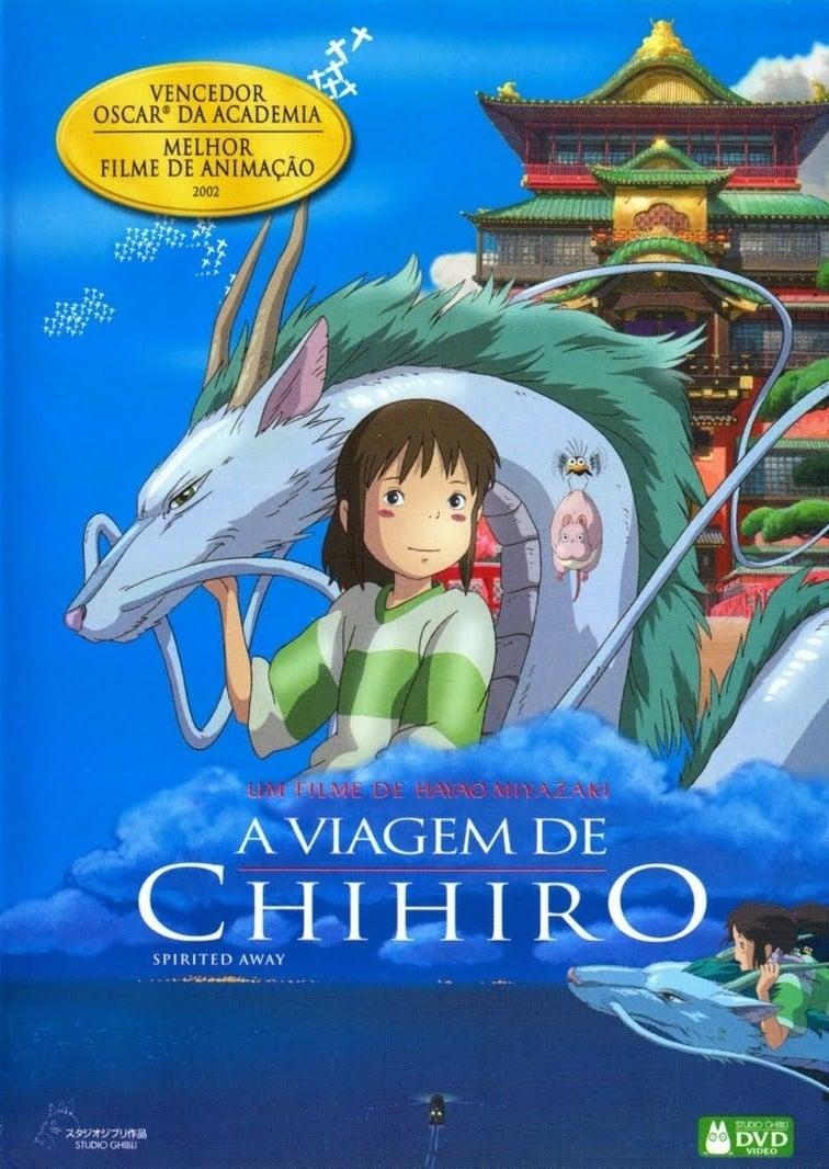 A viagem de chihiro 2001 completo dublado em ptbr - 2 1