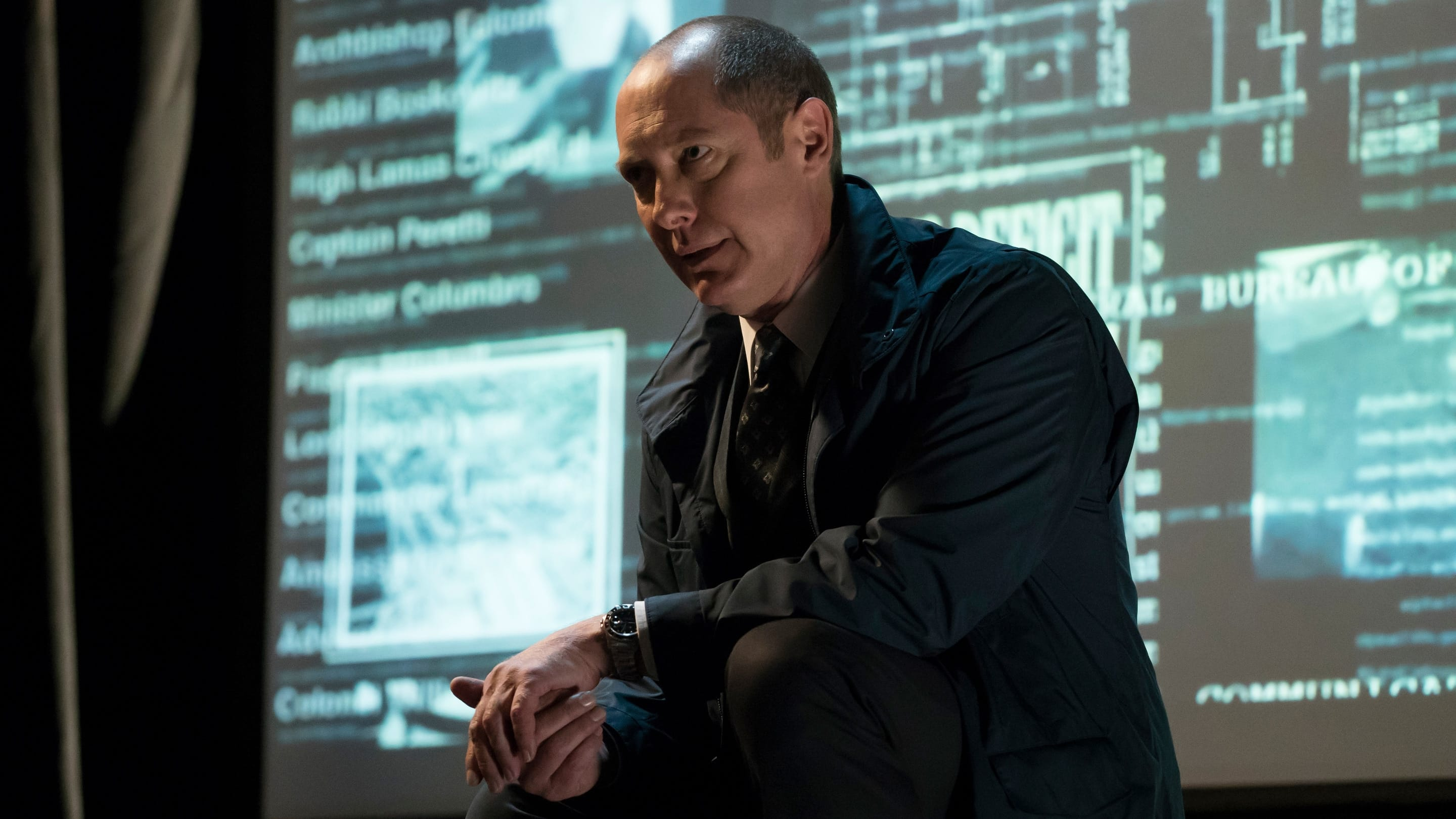 The Blacklist Season 2 :Episode 22  Tom Connolly