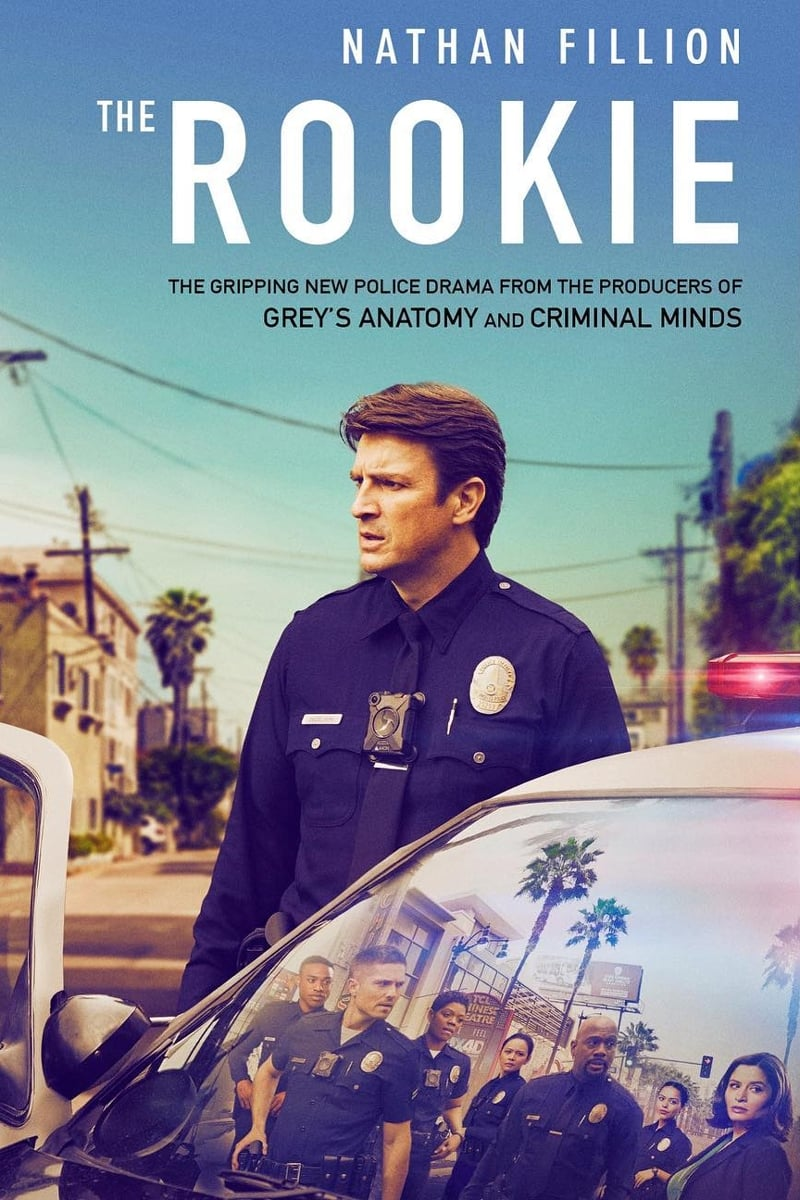 The Rookie – Todas as Temporadas Dublado / Legendado (2018)