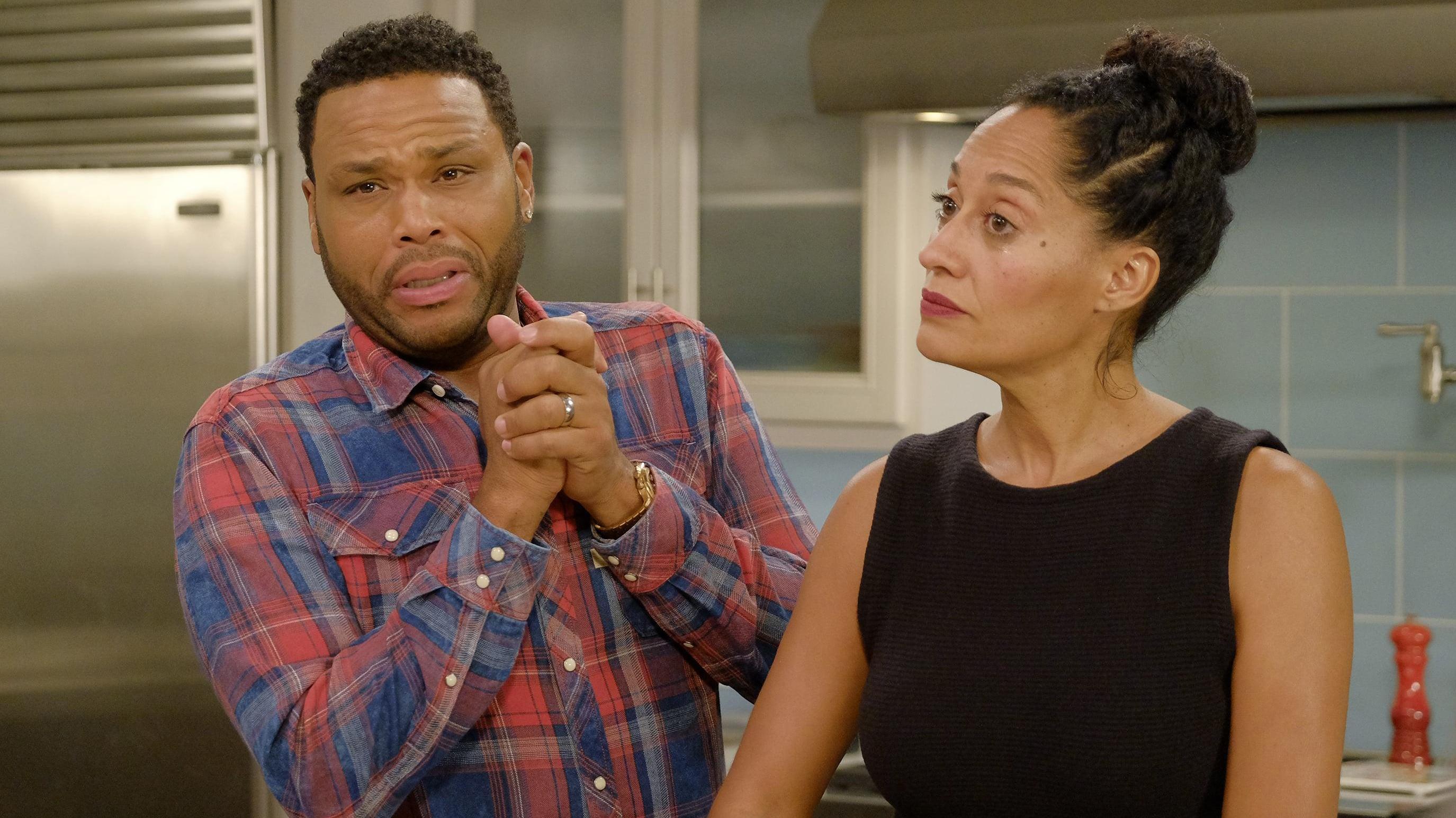 black-ish Season 3 :Episode 8  Being Bow-racial