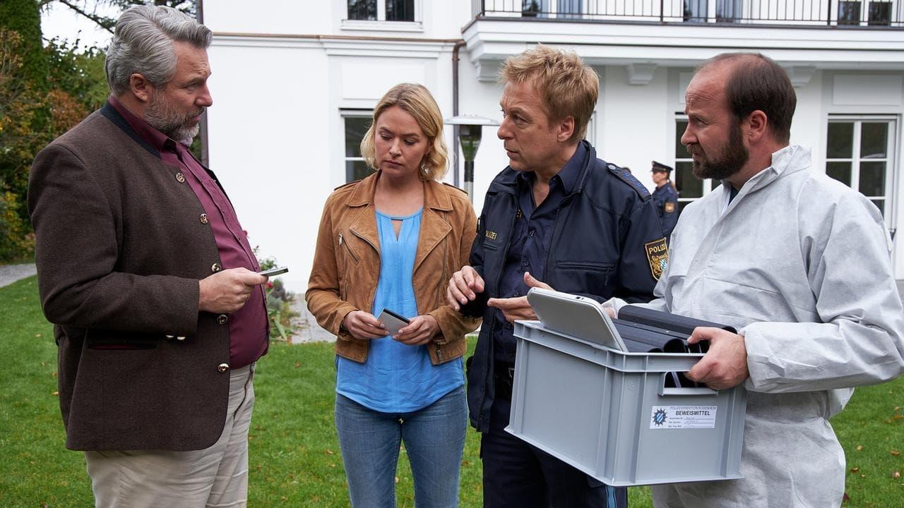 Die Rosenheim-Cops Season 19 :Episode 27  Der dritte Mann