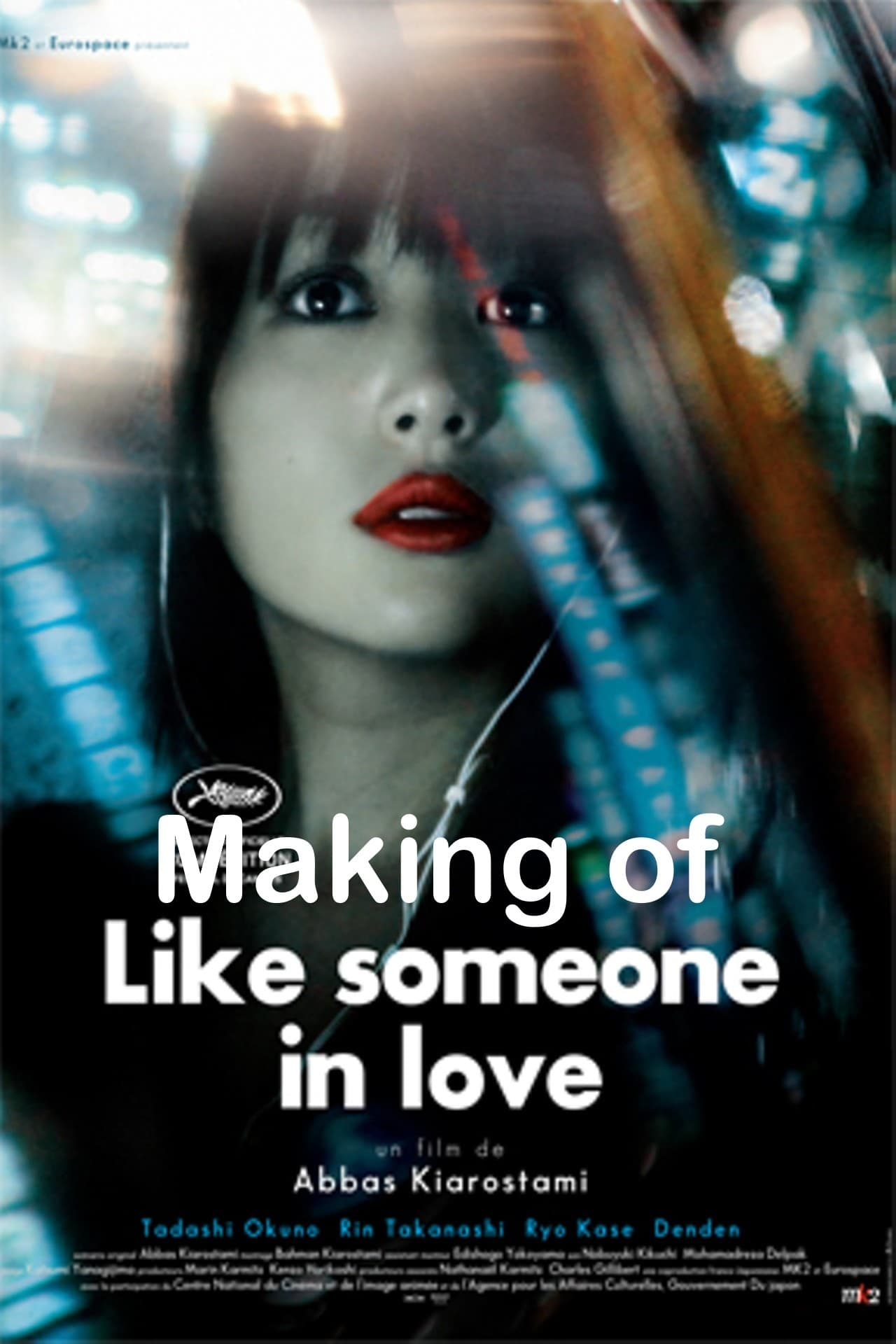 Making of Like Someone in Love (2012)