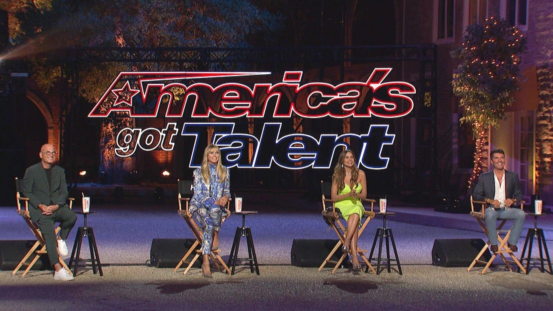 America's Got Talent Season 15 :Episode 9  Judge Cuts