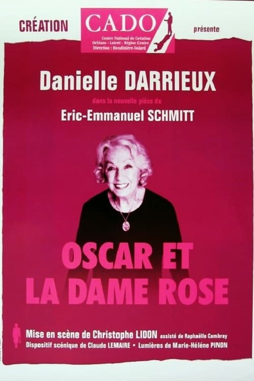 Ver Oscar et la dame Rose Online HD Español ()