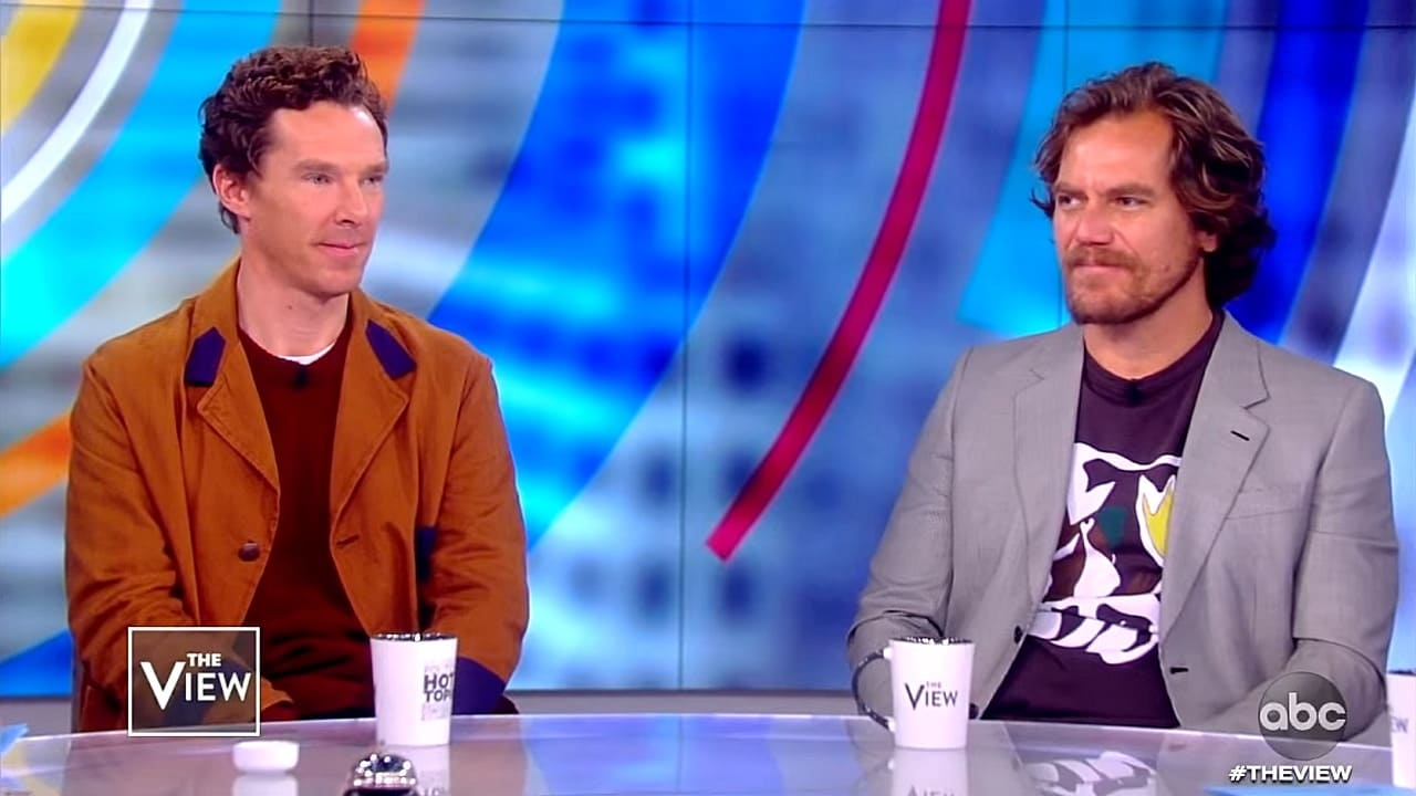 The View Season 23 :Episode 35  Benedict Cumberbatch and Michael Shannon