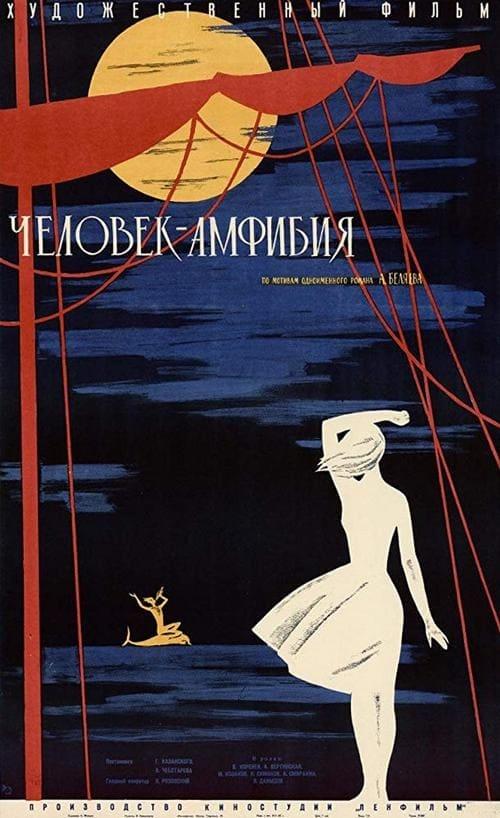 Der Amphibienmensch Film