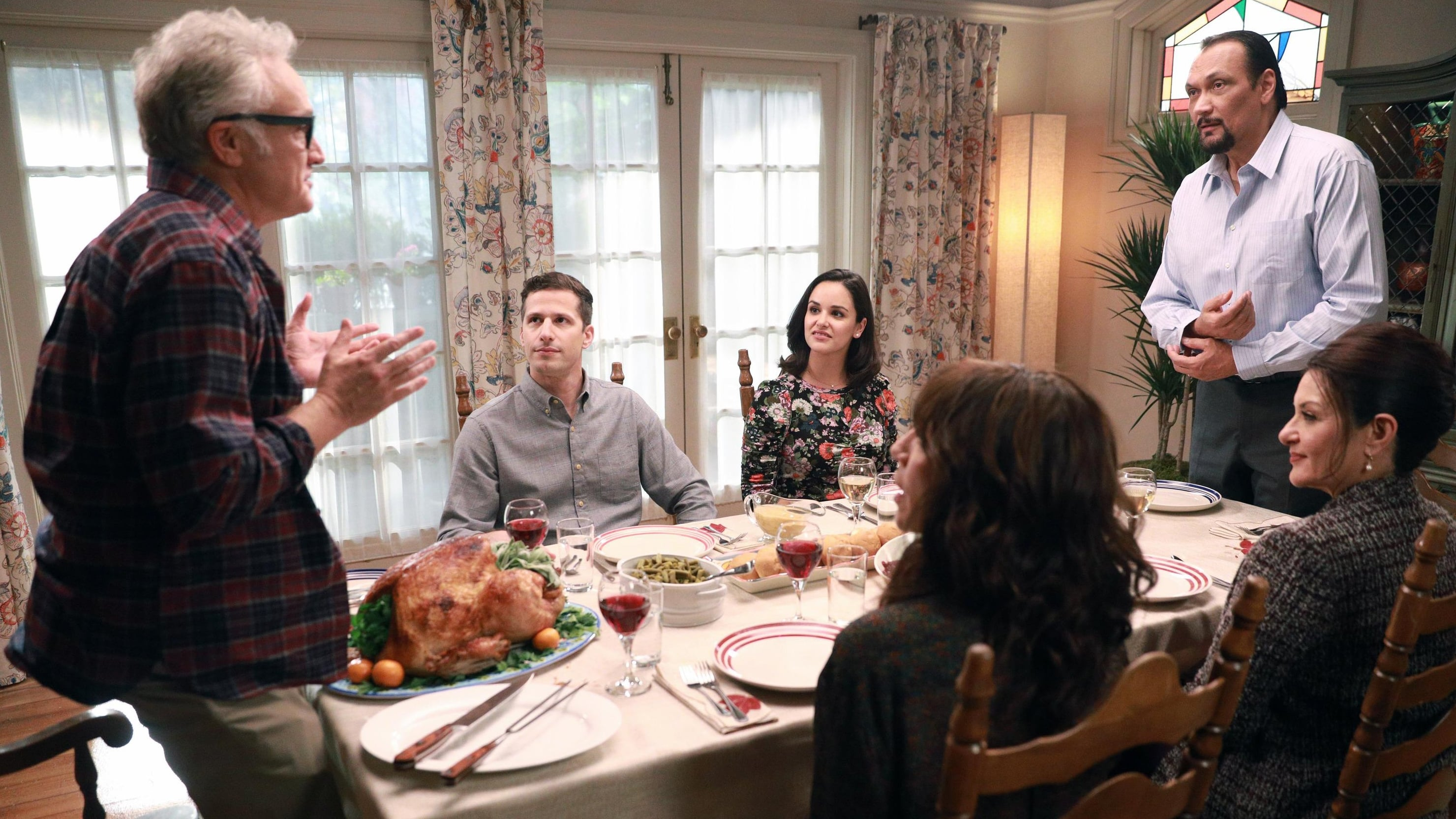 Brooklyn Nine-Nine Season 5 :Episode 7  Two Turkeys