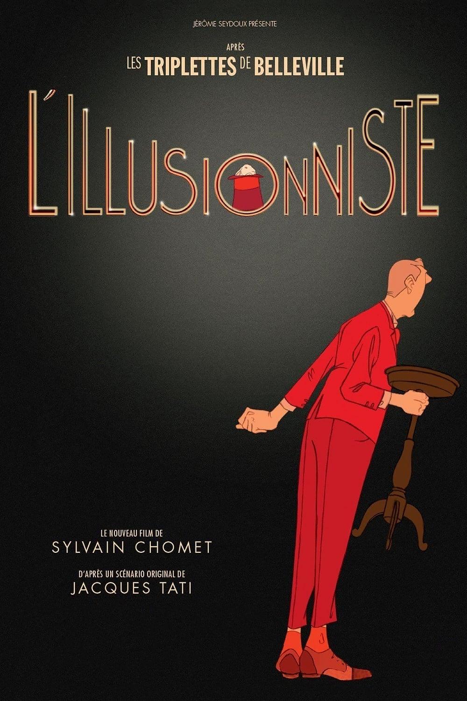 L'Illusionniste streaming sur libertyvf