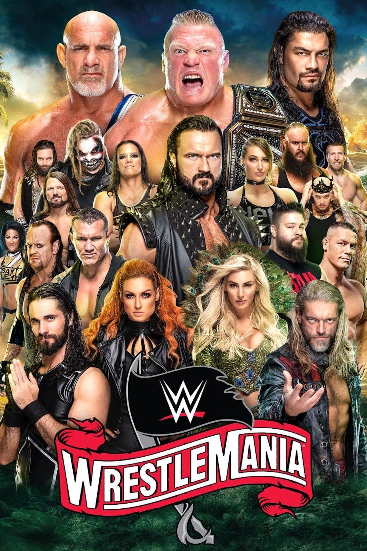 WWE WrestleMania 36 (Night 1) (2020)