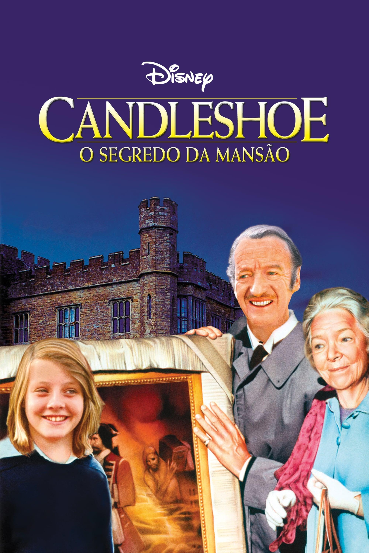 Candleshoe, O Segredo da Mansão Dublado