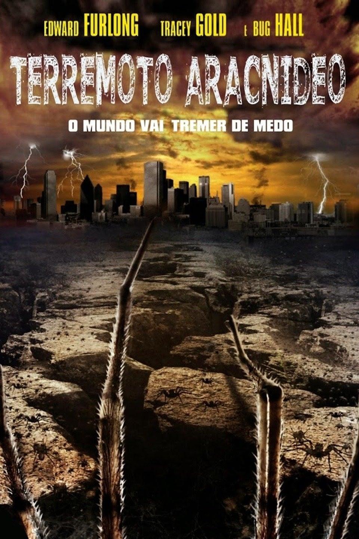 Terremoto Aracnídeo Dublado