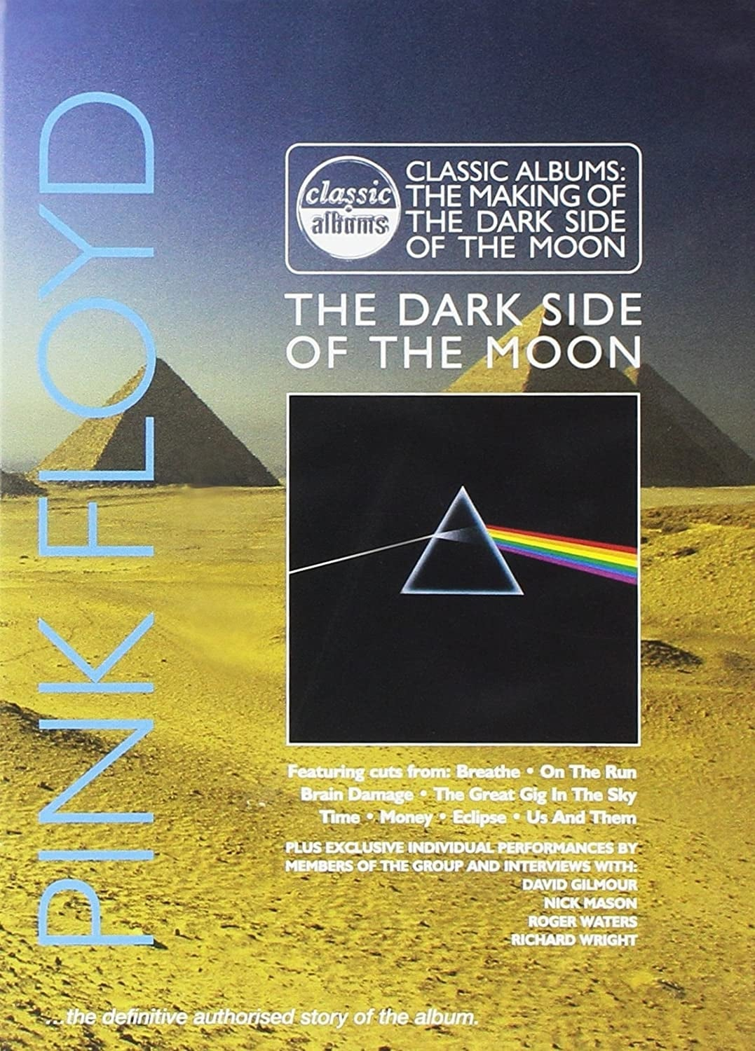 Watch Classic Albums: Pink Floyd – The Dark Side of the Moon Online