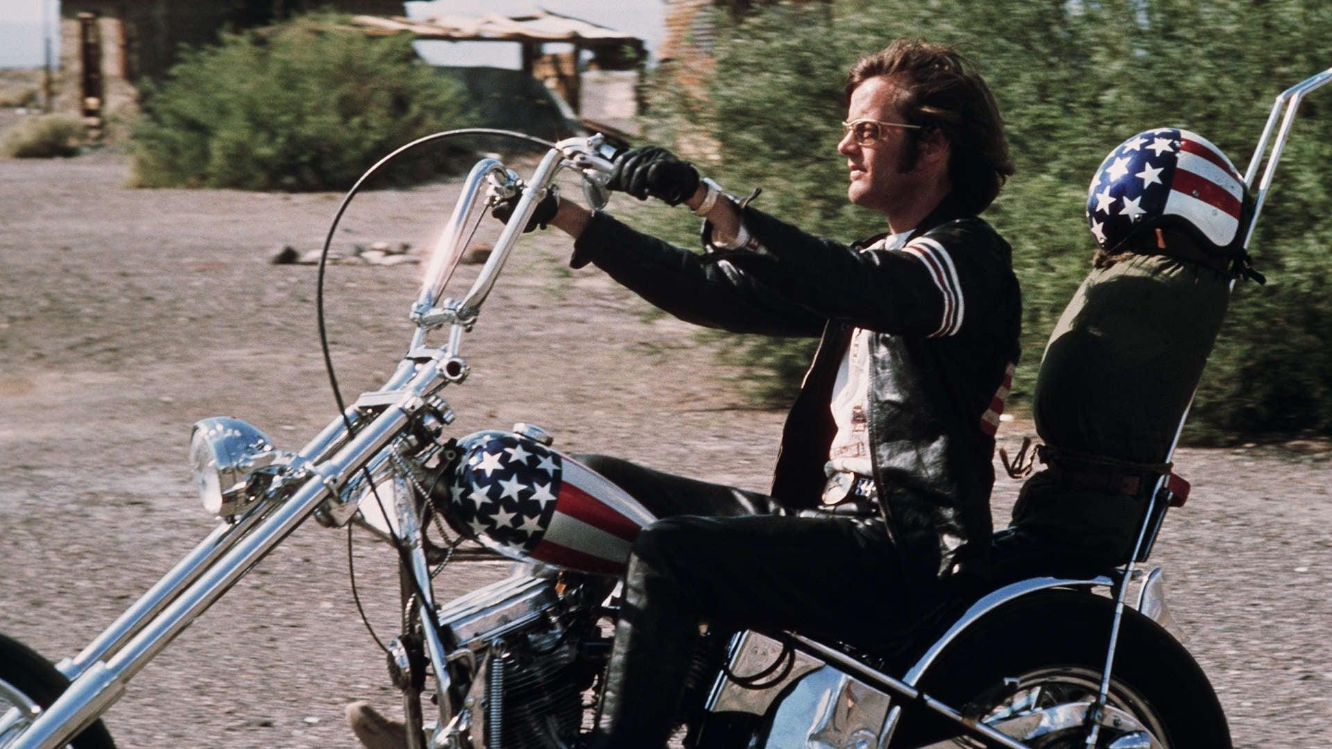 Easy Rider Buscando Mi Destino Tu Cine Clásico Online