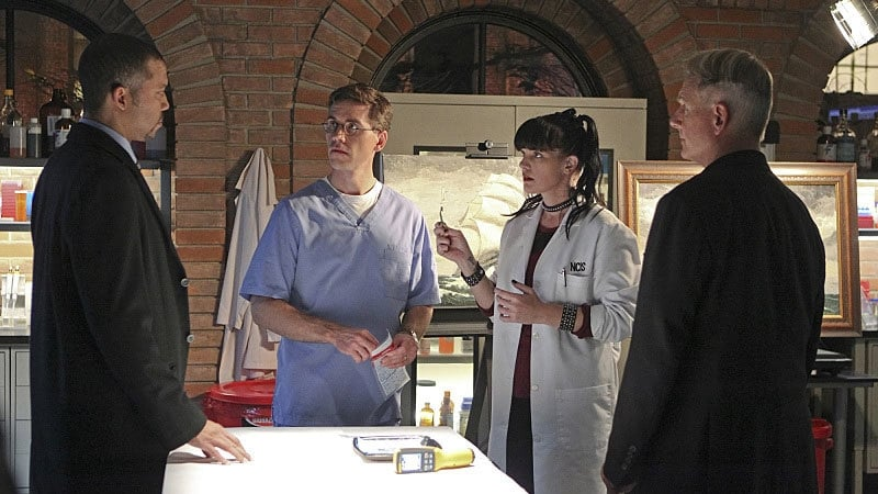 NCIS Season 12 :Episode 17  The Artful Dodger