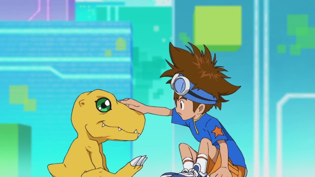 Digimon Adventure: Season 1 :Episode 1  Tokyo: Digital Crisis!